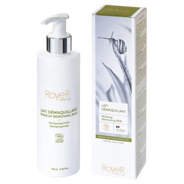 Молочко для тела органическое со свежим муцином улитки 200мл, Royer Cosmetique - Q7277