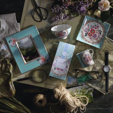 "Чашка с блюдцем ""Camellia"" Wonderlust, Wedgwood - Q5717"