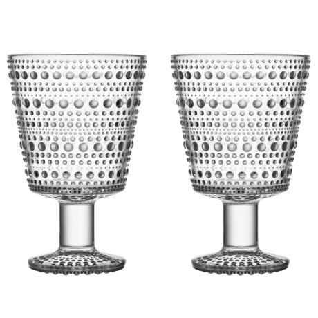 Набор стаканов 260мл Kastehelmi (2шт), iittala - Q4359