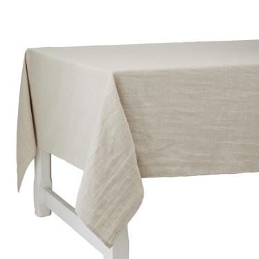 Скатерть льняная 180х230см Primo Blanc, Charvet Editions
