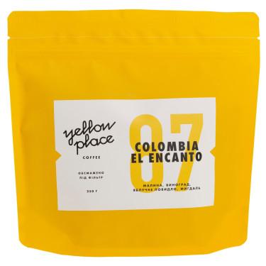 Кофе свежеобжаренный под фильтр Колумбия Эль Энканто 250г, Yellow Place - 91652