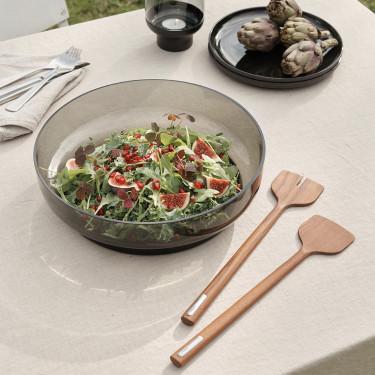 """Набор предметов для сервировки салата """"Hoop"""" Nordic (2 ед.), Stelton - Q7176"""