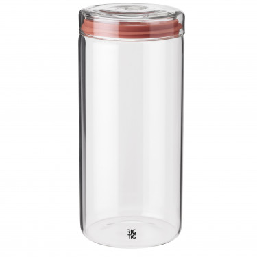 Емкость для хранения стеклянная 1,5 л Store-It, Rig-Tig - Q7184