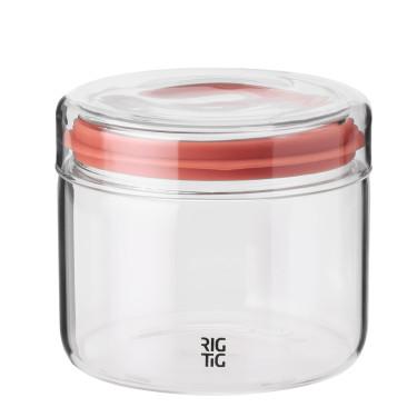 Емкость для хранения стеклянная 0,5 л Store-It, Rig-Tig - Q7182