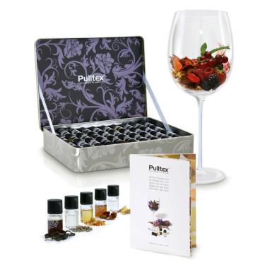 Набор ароматов вина Nez du Vin (40 ед.), Pulltex