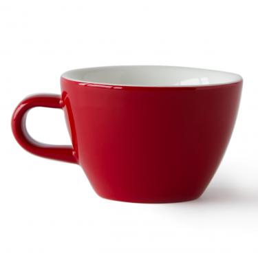 Чашка для флэт уайт красная 150 мл, Acme