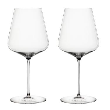 Набор бокалов для красного вина Бордо Definition 750 мл (2 шт. в уп), Spiegelau