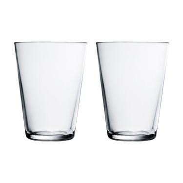 Набор стаканов прозрачных Kartio 400 мл (2 шт. в уп), iittala
