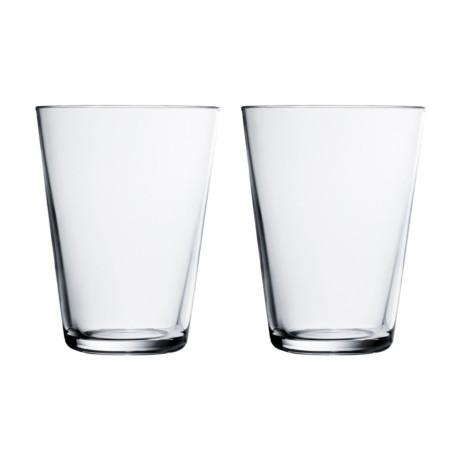 Набор стаканов прозрачных Kartio 400 мл (2 шт. в уп), iittala - Q6700