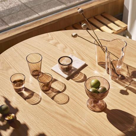 Набор стаканов коричневых Kartio 400 мл (2 шт. в уп), iittala - Q6697