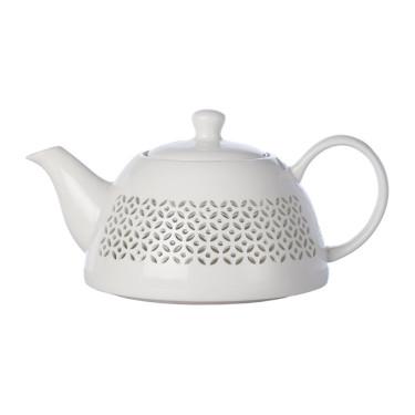 Чайник Pierced с перфорированным декором, Pols potten