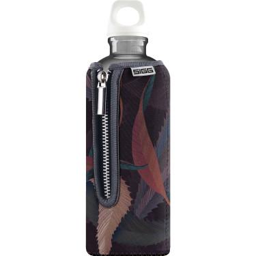 Бутылка для напитков коричневая Traveller Cool Dark 600мл, Sigg - 54540