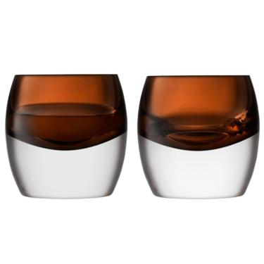 Набор бокалов для виски Whisky Club 230 мл (2 шт. в уп), LSA international - Q6120