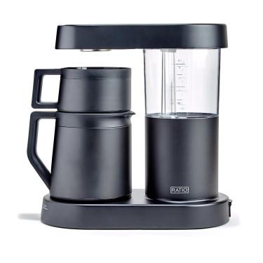 """Фильтр-кофеварка """"Ratio Six"""" черная матовая, Ratio - Q6147"""
