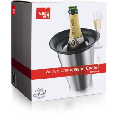 Ведерко для охлаждения игристого вина Elegant, Vacu Vin