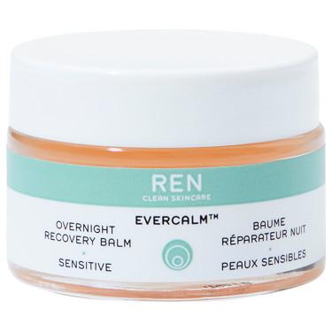Бальзам для лица ночной восстанавливающий Evercalm 30мл, REN - Q9365