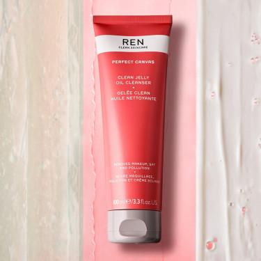 Масло очищающее для лица Perfect Canvas 100мл, REN - Q9361