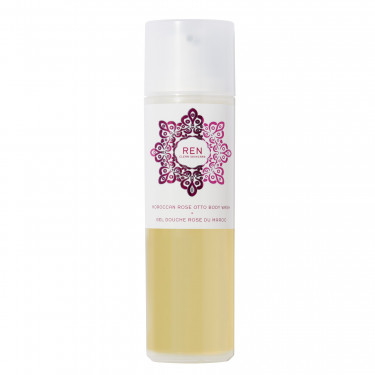 Гель для душа с маслом марокканской розы Moroccan Rose Otto 200мл, REN - Q9358