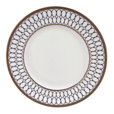 Тарелка золотого цвета 27см Renaissance, Wedgwood