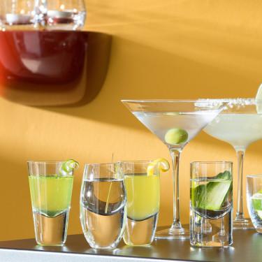 Набор бокалов для водки Lulu (4 шт. в уп.), LSA international - Q9478