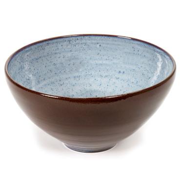 """Миска для салата """"Pure"""" светло-голубая Pascale Naessens, Serax - Q8838"""