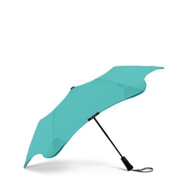 Зонт складной Metro 2.0 мятного цвета, Blunt - Q9941
