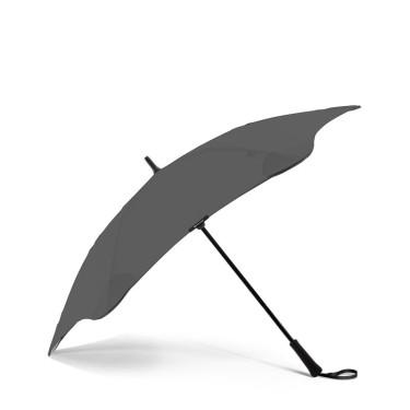 Зонт-трость Classic 2.0 угольного цвета, Blunt - Q9949