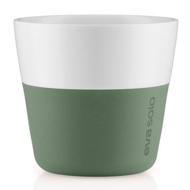 Набор чашек для лунго зеленого цвета 230 мл (2 шт. в уп.), Eva Solo