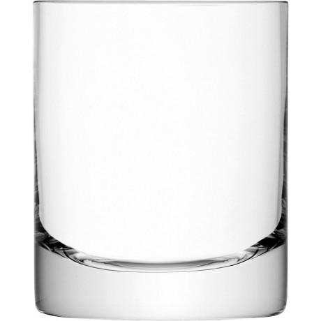 Набор из 4-х бокалов для виски 250мл с графином 1,6л Bar, LSA international - 21623