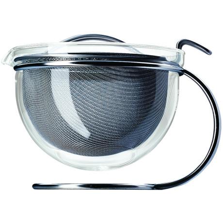 Заварник для чая стеклянный Filio 0,6л, Mono - 14648