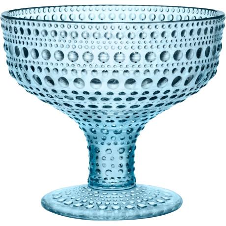 Креманка стеклянная голубая 350мл Kastehelmi - 14995