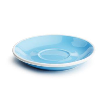 Блюдце голубое 11,5см, Acme