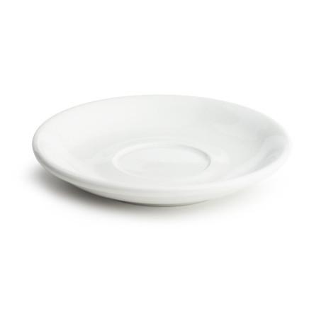 Блюдце белое 14,5см, Acme - 21557