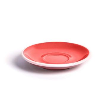 Блюдце красное 14,5см, Acme