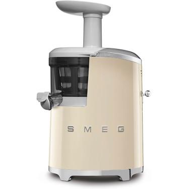Соковижималка шнековая кремовая, SMEG - 73247
