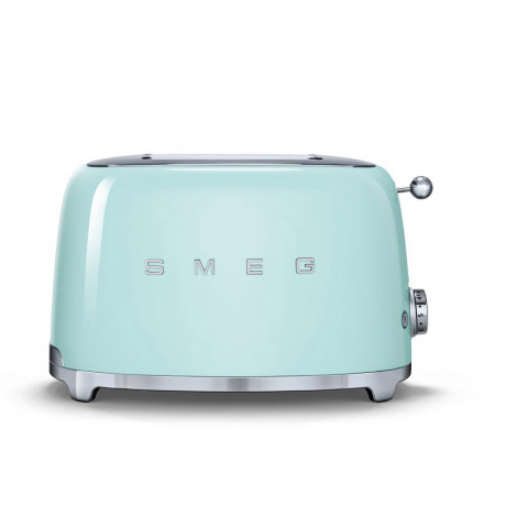 Тостер на 2 тоста пастельно-зеленый, SMEG - 73717