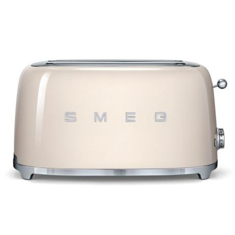 Тостер на 4 тоста кремовий, SMEG - 70268