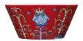 Миска красная с рисунком 600мл Taika, iittala - 27891