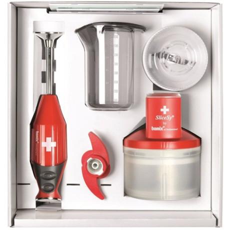 Блендер Superbox красный Bamix - 70173