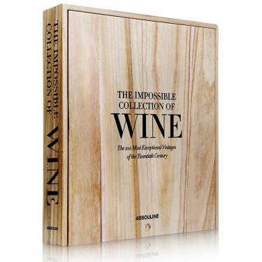 Невероятная коллекция вин. Енрико Бернардо. Assouline - 29467