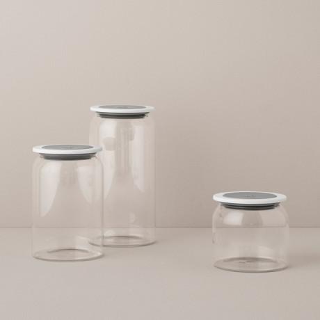 Емкость для хранения стеклянная 1,5л, Rig-Tig - 28866