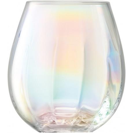 Набор стаканов 425мл (4шт в уп) Pearl, LSA international - 27182