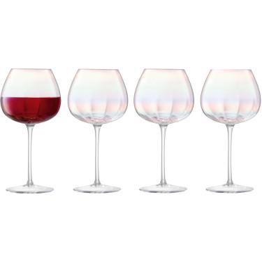 Набор бокалов для красного вина 460мл (4шт в уп) Pearl, LSA international - 27178