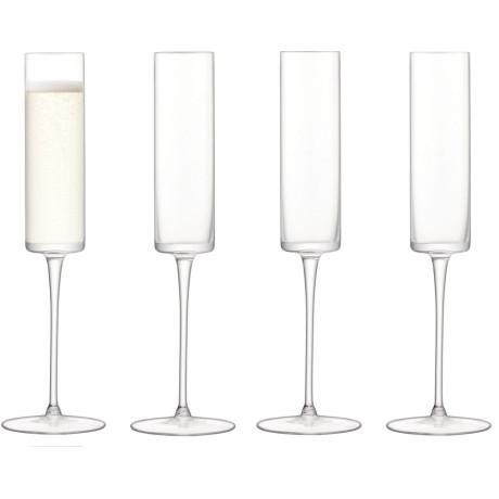 Набор бокалов для шампанского 150мл (4шт в уп) Otis, LSA international - 27186
