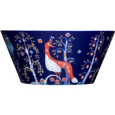 Салатница синяя с рисунком 2,8лTaika - 17148