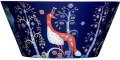 Салатница синяя с рисунком 2,8л Taika, iittala - 17148