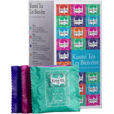 Набор чая Велнес пакет. 24х2,2г, Kusmi Tea - 21098