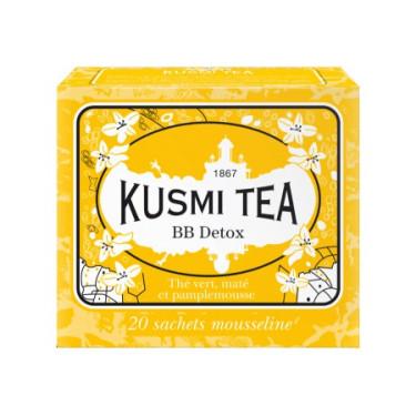 Чайная композиция BB-Детокс пакет. 20х2,2г, Kusmi Tea - 21091