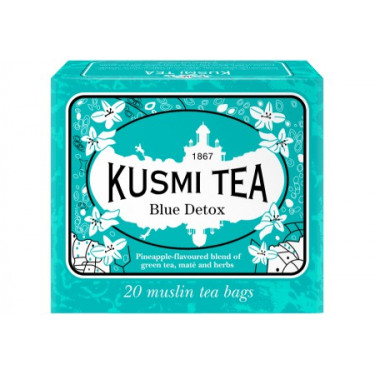 Чайная композиция Детокс Blue 20х2,2г пакет, Kusmi Tea - 29930