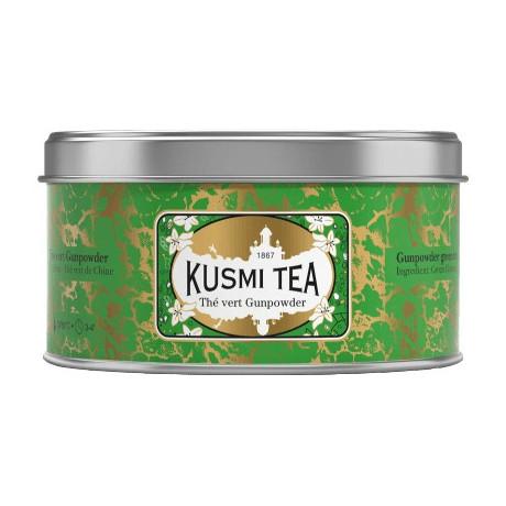 Чай зеленый Ганпаудер 125г, Kusmi Tea - 21059